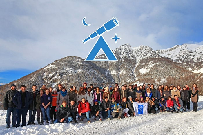 'ESO Astronomy Camp 2015' Image credit: ESO/Sterrenlab