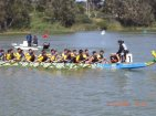 Boys crew at Youth Race 2008