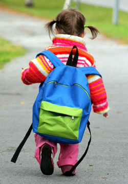 Backpack tips
