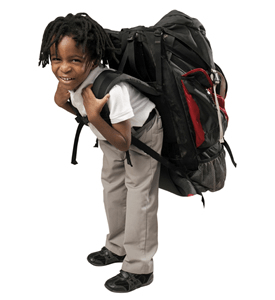 Backpack Tips for Back Pain