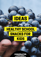 Ideas for Healthy School Snacks for Kids