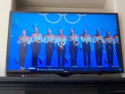 אולימפיאדה 2016. צילום: עלמה
