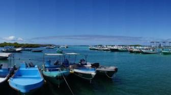 Isabela boat harbor overview 130717