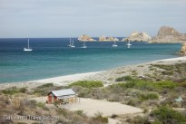 Ranchito Santa Ana and the south-side anchorage
