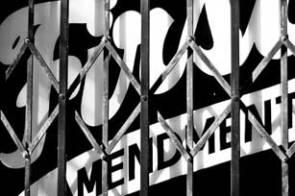 First Amendment behind bars