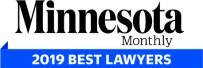 Minnesota Monthly Best Lawyers 2019