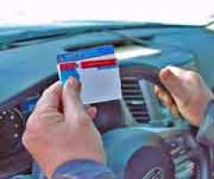 Show it, don't say it. Minnesota Carry Permit at a traffic stop.