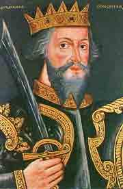 William the Conqueror 180
