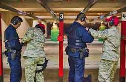 Gun safety practice