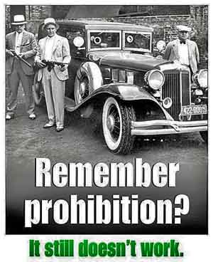 Prohibition Still Doesn't Work. NORML.
