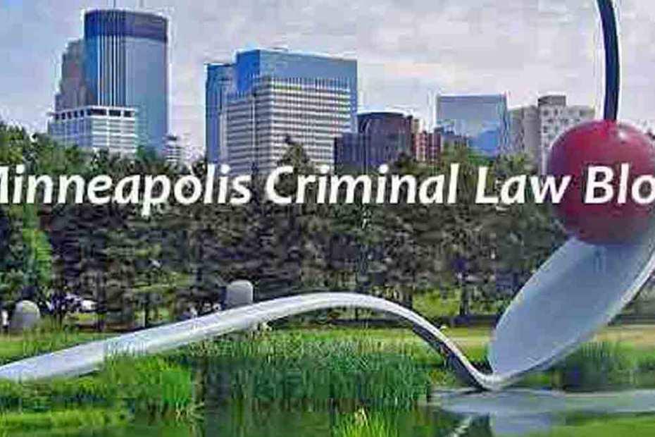 Minneapolis Criminal Law Blog 1200