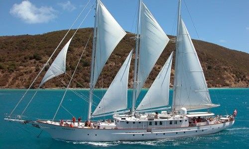 The Arabella: Cruising a Sailors Paradise