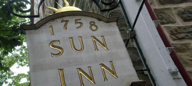 Bethlehem's Sun Inn Still Embraces Spirit of '76