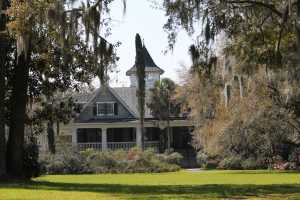 The home at Magnolia Gardens.