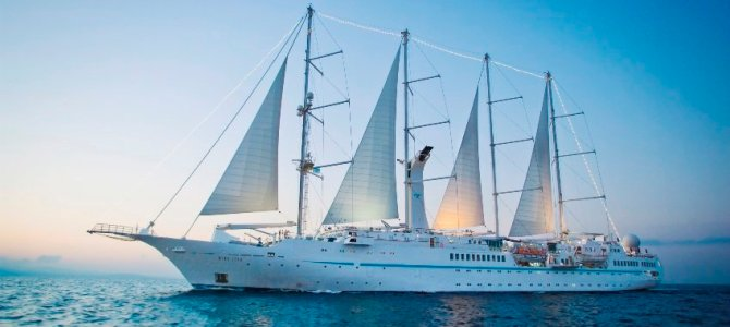 Greek Isles and Turkey by sailing ship, Wind Star