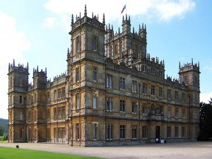 Downton Abbey's Highclere Castle