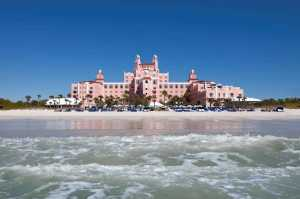 "The DonCesar, St. Pete's ""Pink Palace"""