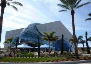 The spectacular Dali Museum