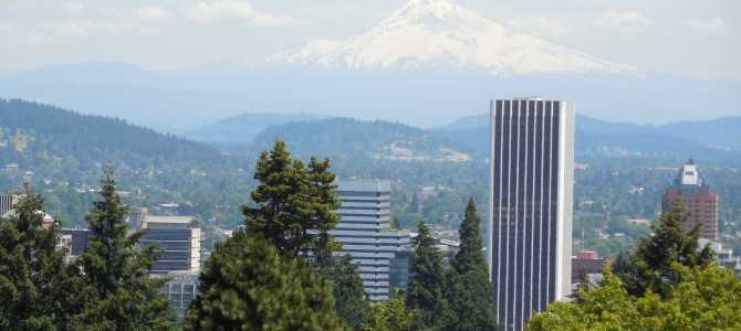 "Portland, Oregon – the center of ""urban cool"""