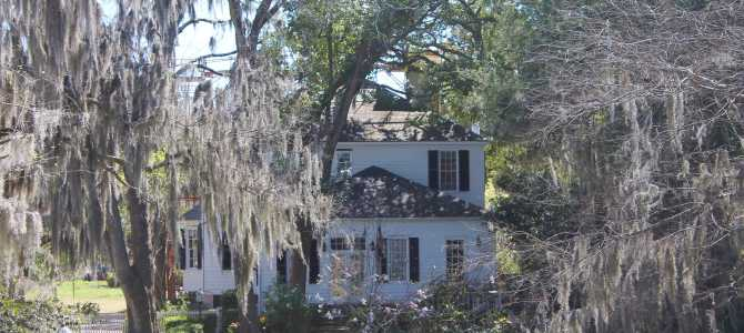 "Beaufort,  S. C. : ""Once Upon A Time and Still""."