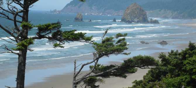 Oregon Wine Country and Its Rugged Coast