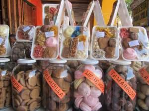 Cartagena candies