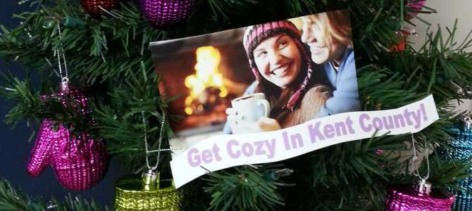 Kent County, Delaware: The Cozy Coat and Travel Campaign