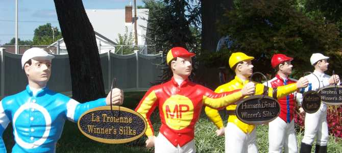 Louisville Trifecta:The Frazier Museum, Churchill Downs and The Muhammad Ali Center
