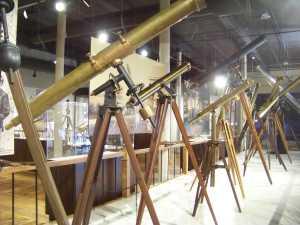 Antique Telescopes donated to museum