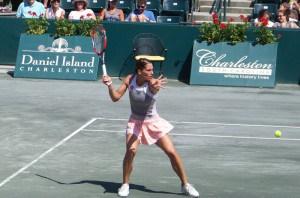 2014 Champion Andrea Petkovic