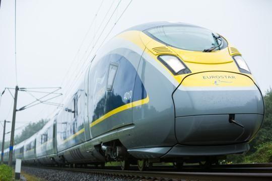 Ride new trains