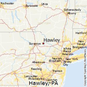 Hawley, Pennsylvania