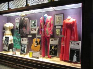 Costumes worn by Nashville's most famous stars.