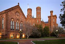 "The Smithsonian ""Castle"". Washington DC"