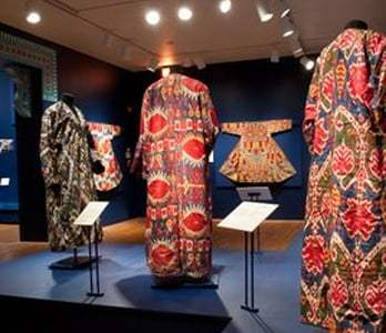 "The Textile Museum: A ""Must See"" in Washington DC."