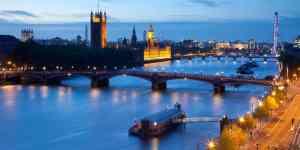 Thames River. London