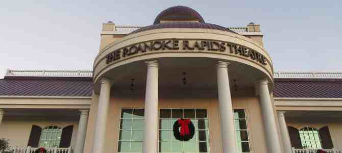 Roanoke Rapids Theater: Take a MUSICAL I-95 break!