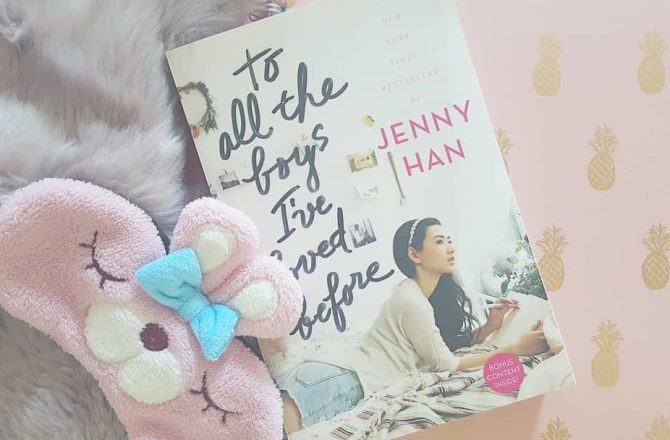 Book Review: To All the Boys I've Loved Before by Jenny Han