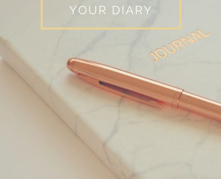 7 tips on getting the most out of your diary