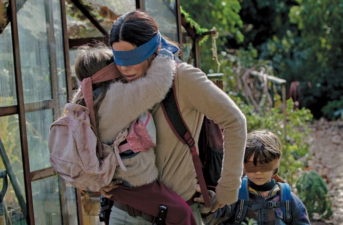 [Guest Feature] Movie Review: Bird Box (Netflix Original)