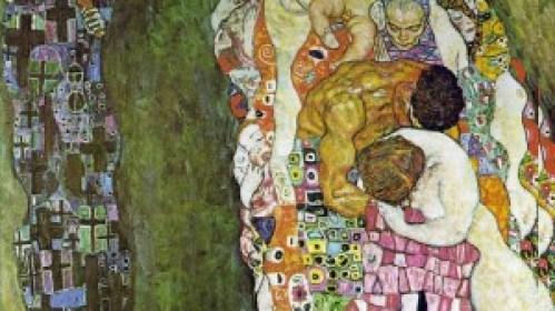 Gustav-Klimt-LA-VIDA-Y-LA-MUERTE-1916-300x280