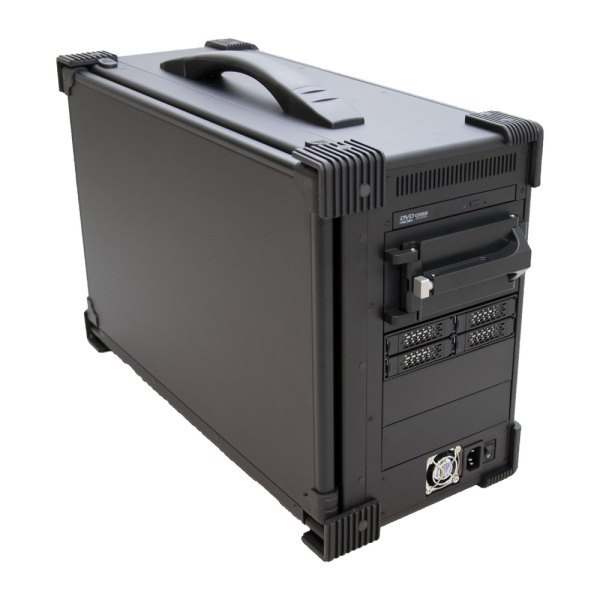 Portable Planning Debrifing System rugged Galleon Embedded Computing