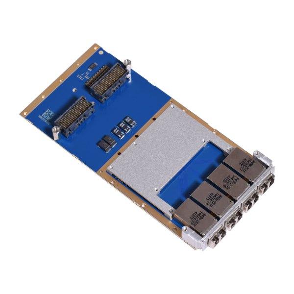 Titan 10GbE 40GbE XMC Galleon Embedded Computing