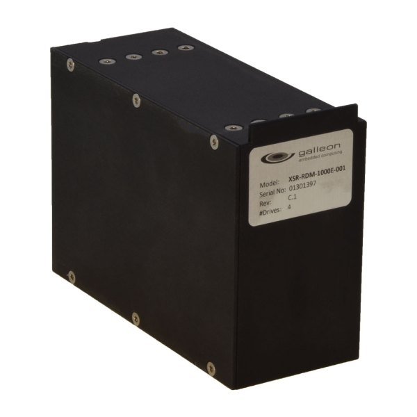 XSR Removeable Data Module RDM rugged Galleon Embedded Computing