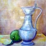 tinvase og citron