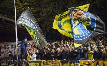 Holbæk B&I - Brøndby IF 23. september 2015