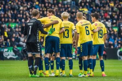 Brøndby - FC København 17. april 2017
