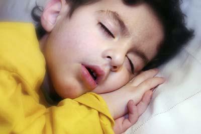 Anak Tidur Sehat