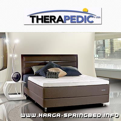 matras spring bed Therapedic Ecstasy