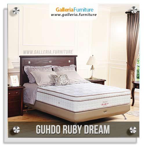 Harga Springbed Guhdo Ruby Dream